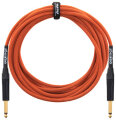 Orange Instrument Cable