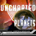 Peace Love Productions Uncharted Planets: Dark Ambient Space and Glitch Loops