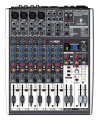 Behringer XENYX X1204USB 12-Channel USB Mixer with Effects