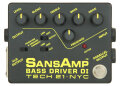 Tech21 SansAmp Bass Driver DI Preamp Pedal