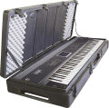 SKB R5220W 76-Key Roto Molded Keyboard Case with Wheels