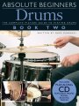 Amsco Absolute Beginners Drums Book 2 with CD