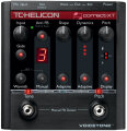 TC-Helicon VoiceTone Correct XT Vocal Effects Pedal