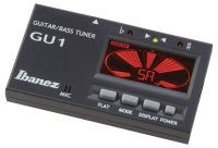 Ibanez GU1 Guitar and Bass Tuner