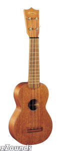Martin SO Mahogany Ukulele (with Gig Bag)