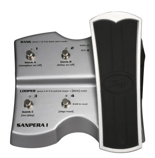 Peavey Sanpera I Pedal
