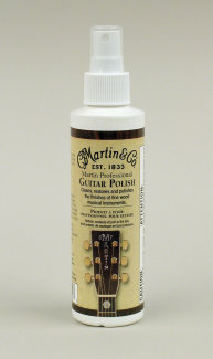 Martin Guitar Polish