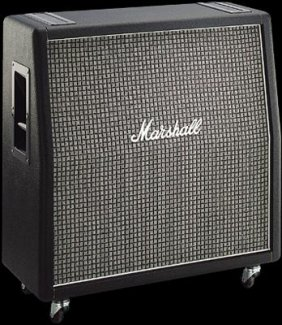 Marshall 1960AX Cabinet