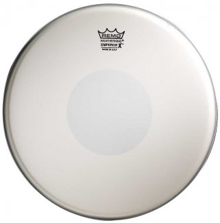 Remo Coated Emperor Snare