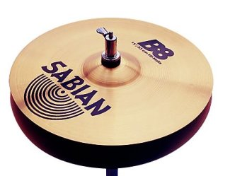 Sabian B8 Hi-Hats