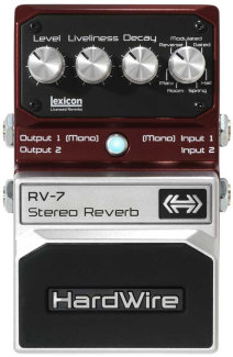 HardWire RV-7 Reverb