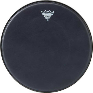 Remo Black Suede Drumhead