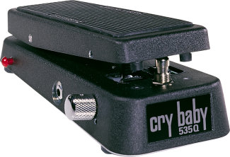 Dunlop 535Q Crybaby Wah