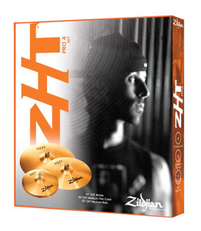 Zildjian ZHT Cymbal Pack