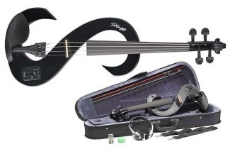 Stagg Electric Violin Pak