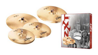 Zildjian ZXT Cymbal Pack