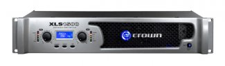 Crown XLS-1500 Power Amp
