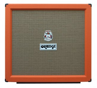 Orange PPC 412C Cabinet