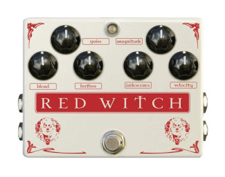 Red Witch Medusa Pedal