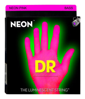 DR Neon HiDef Bass String