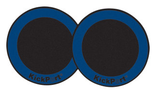 KickPort D-Pad Bass Pad