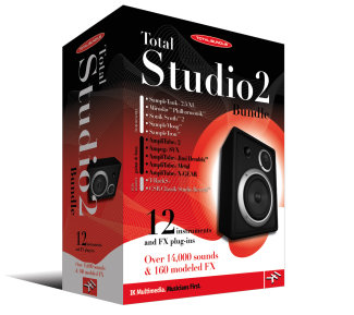 IK Total Studio Bundle
