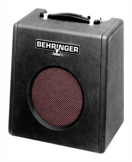 Behringer BX108 Bass Amp