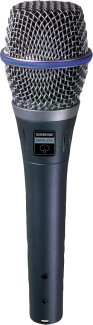 Shure Beta 87A Mic
