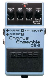 Boss CE-5 Chorus
