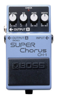 Boss CH-1 Super Chorus