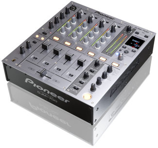 Pioneer DJM-700 DJ Mixer