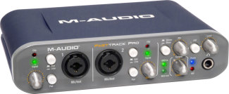 M-Audio Fast Track Pro