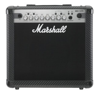 Marshall MG15CFX Amp