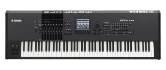 Yamaha MOTIF XF8 Keyboard