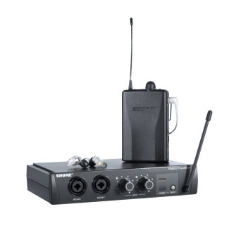 Shure P2TR215CLH2 System
