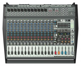 Behringer PMP6000 Mixer