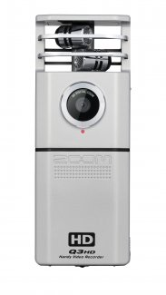 Zoom Q3HD Video Recorder