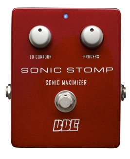 BBE Sonic Stomp Pedal