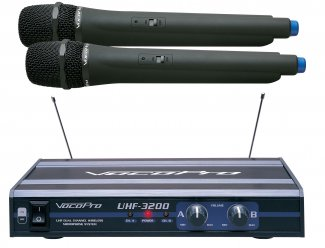 VocoPro UHF-3200 Wireless