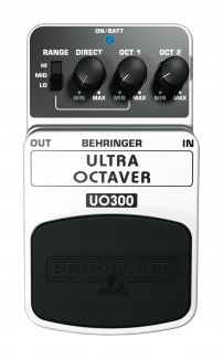 Behringer UO300 Pedal