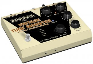Behringer VT999 Pedal