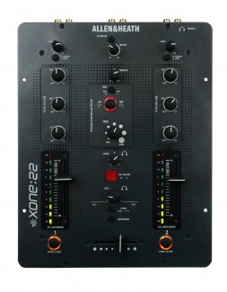 Allen and Heath Xone 22