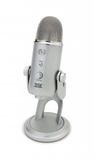 BLUE Yeti USB Mic