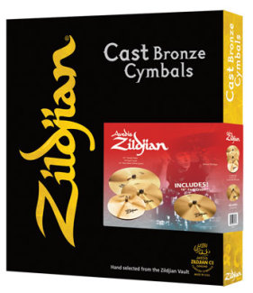 Zildjian A Series Pack