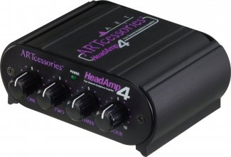 ART HeadAmp4 4-Channel