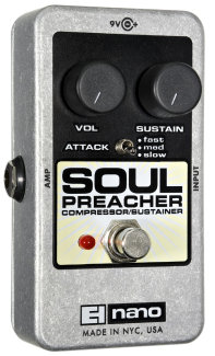 EHX Nano Soul Preacher