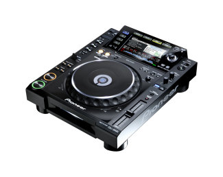 Pioneer CDJ 2000 Player