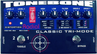 Radial TriMode Distortion