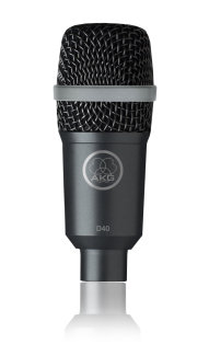 AKG D-40 Microphone