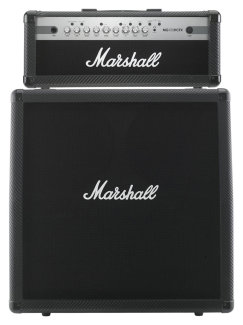 Marshall MG100HCFX Stack